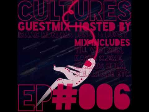 CulturesPodcast EP #006 Guestmix by Isaac Monama (South African Deep House Mix)