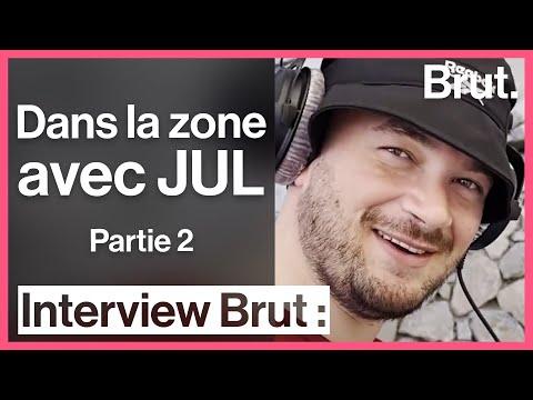 Youtube: Un week-end avec JuL dans la zone (partie 2)