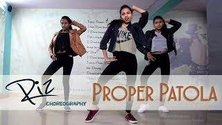 Proper Patola | Badshah | Dance Cover | Class Choreography by Riz
