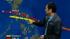 Saksi: Bagyong Ruby, super typhoon na uli; Signal no. 3 sa Samar provinces