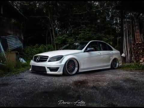 tuning mercedes benz c class w204 stance works youtube. Black Bedroom Furniture Sets. Home Design Ideas