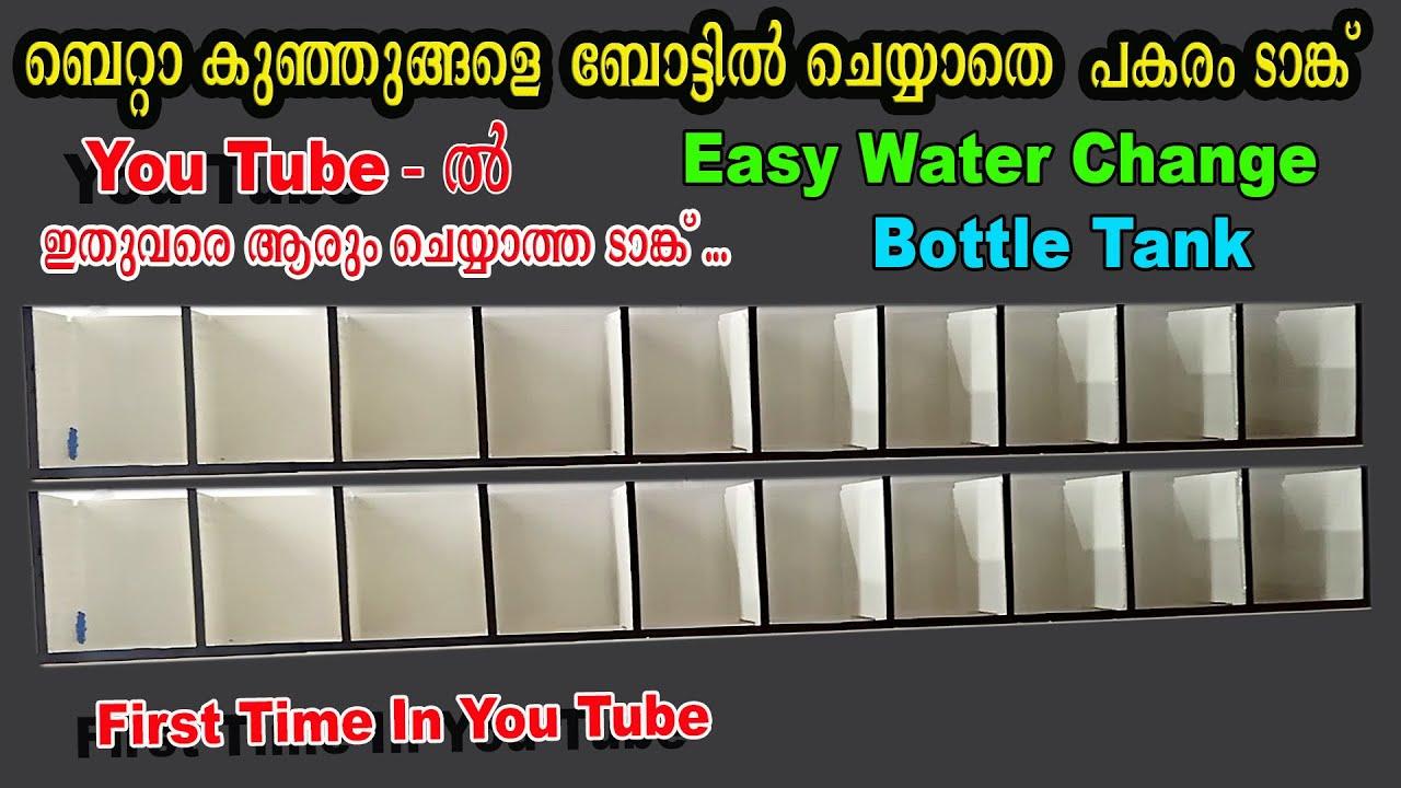 Aquarium Tank # Bottling Betta Fish # Bottle Tank # Betta  Bottling # Aqua Tales # Das Intermedia