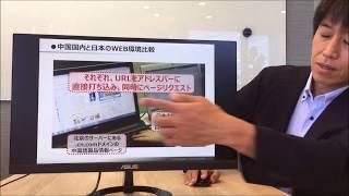 中国ユーザーの情報収集