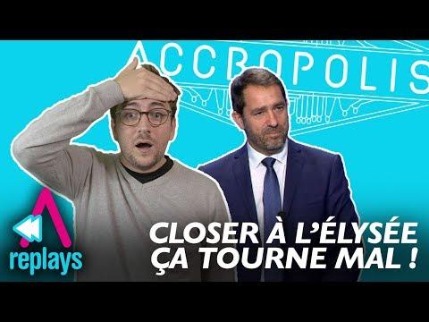 Closer à l'Elysée !! (ça tourne mal...) [Conseil des ministres commenté du 11/10/2017]