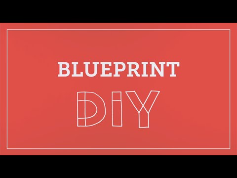 DIY Toolkit | Blueprint