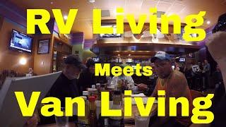 RV Living Meets Van Living, Suaoki Giveaway Update, Linescrew1 Canadian Invasion & Van Life Update