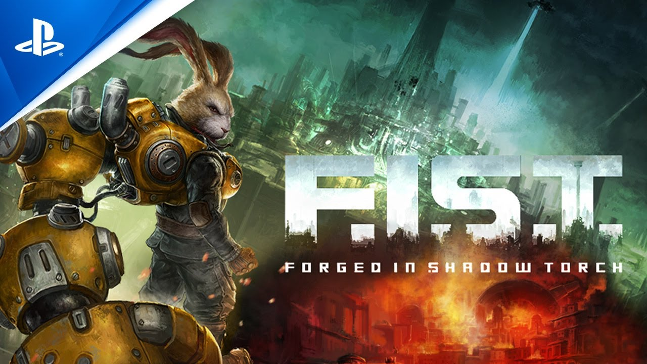 F.I.S.T.: Forged in Shadow Torch - Reveal Trailer