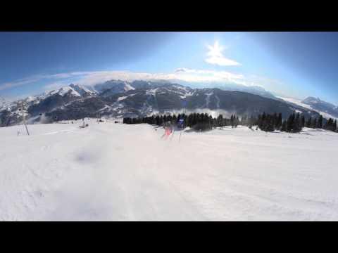 Stade de slalom de la Pointe - Les Gets