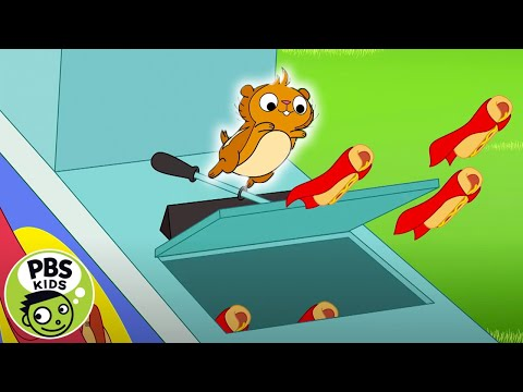 Hero Elementary   Catch those Super Hot Dogs!   PBS KIDS