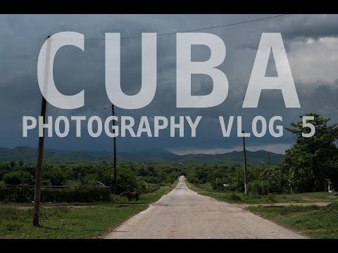 Cuba Photography Vlog 5 - Trinidad, Fábrica de Arte Cubano, Bay of Pigs