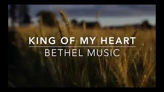 King of My Heart (Backing Track) by Bethel Music