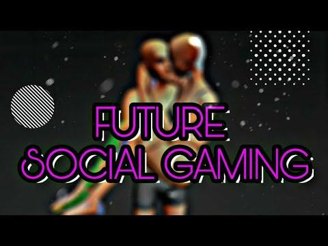 Future VIRTUAL WORLD Social Game • Second Realm • Trinity