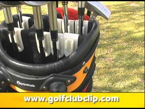 Golf Club Clip
