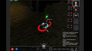 Epic Fantasy RPG videogame beta version, update August 15th 2017 / Видео