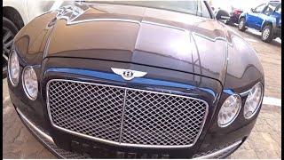 Dubai аукцион брошенных авто