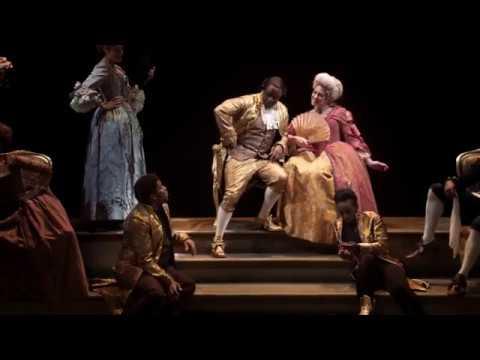 National Theatre Live  Amadeus   Trailer