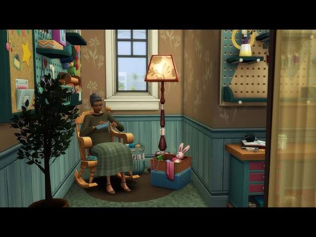 ONE SIM, DIFFERENT AGES (+voiceover) || DAY 2 // 100 Day Creativity Challenge