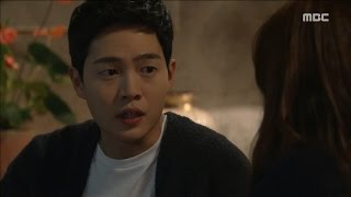 [Person Who Gives Happiness] 행복을 주는 사람 18회 -  Son Seungwon worry about Lee Yun ji 20161215
