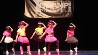 D'ZANP! 2013 - Bamboo Kids (Danza Moderna infantil)
