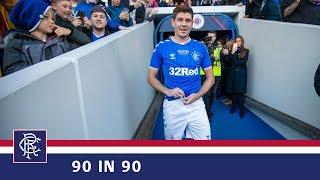90 In 90 | Rangers Legends v Liverpool FC Legends