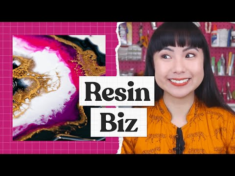 How To Start Your Own Resin Business