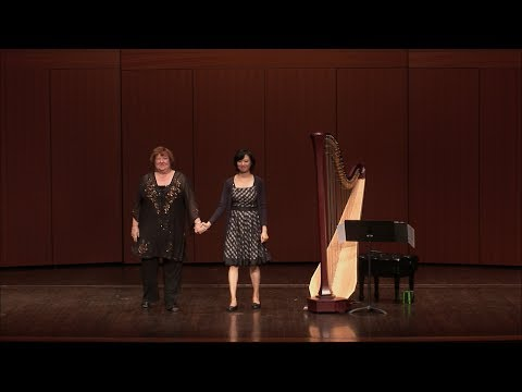 Melanie Helton, soprano & Chen-Yu Huang, harp | On Wings of Song  | 10.8.2017