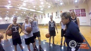 Spartan POV: Varsity Girls' BBall Practice