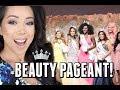 MY FIRST BEAUTY PAGEANT! -  ItsJudysLife Vlogs