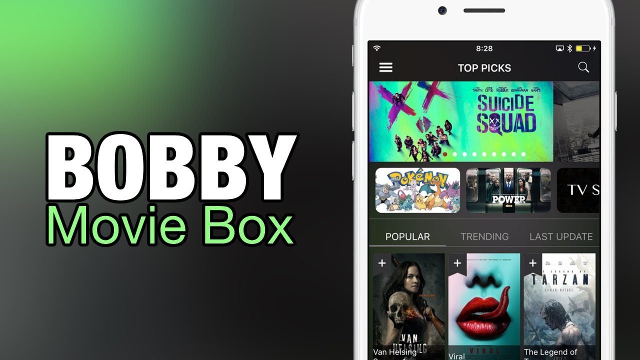 Bobby Movie Box for PC and Mac