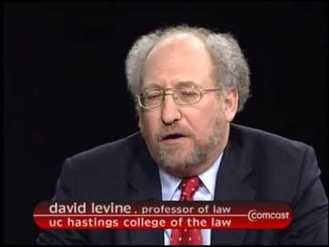 Interview.  Law Professor David Levine Discusses Supreme Court Cases on Race