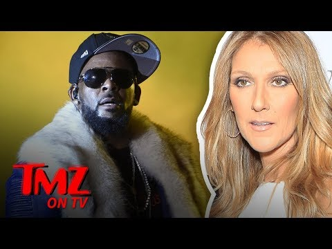 Celine Dion Pulls Song 'I'm Your Angel' with R. Kelly from Streaming Services | TMZ TV Mp3