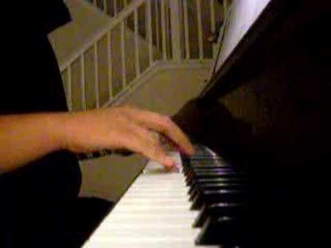 disenchanted my chemical romance piano