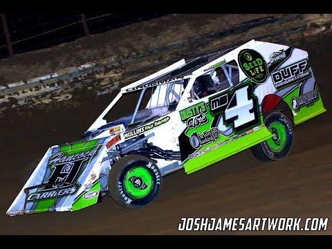 Marty Lindeman Racing - Clay County Speedway - 5-31-19
