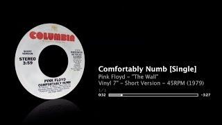 "Pink Floyd - single edit - Comfortably Numb (Short Version) -  ""The Wall"" 1979 - restored edit"