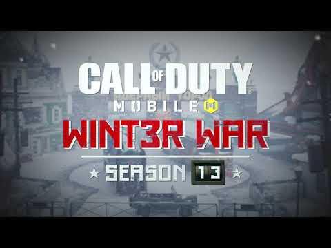Call of Duty®: Mobile - Season 13 Winter War | Battle Pass Trailer