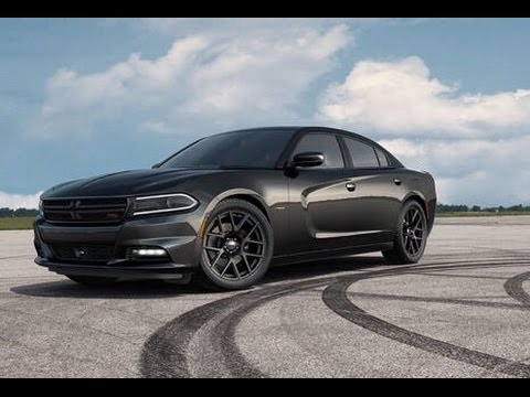 2015 Dodge Charger Review Youtube