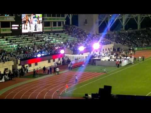 Jennifer Lopez  FIFA U17 Women's World Cup Azerbaijan 2012 By Rakosuperk,
