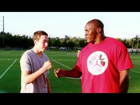 """Training & Gaming"" with Takeo Spikes"