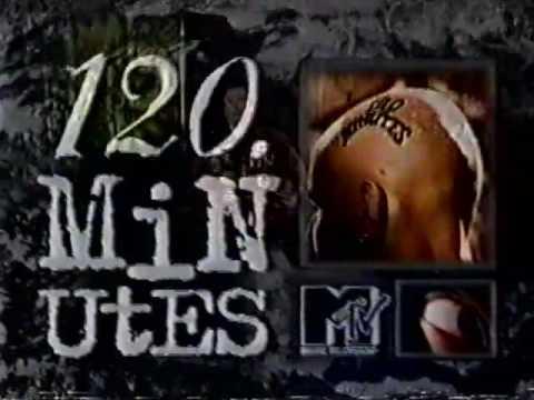 Dicky Barrett of The Mighty Mighty Bosstones hosting MTV 120 Minutes