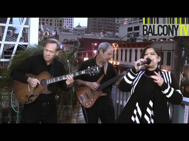 Balcony TV Let's Have Fun Baby, original