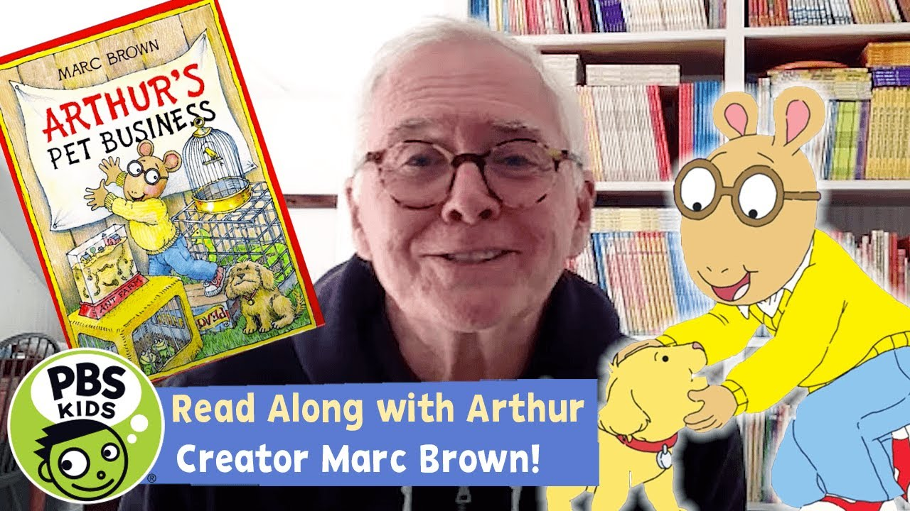 Arthur's Pet Business | Arthur READ ALONG!