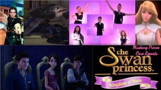 Joshua Orro's The Swan Princess: Kingdom Of Music Blog