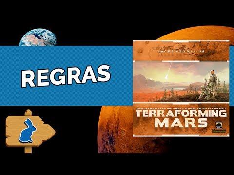 TERRAFORMING MARS | REGRAS #31