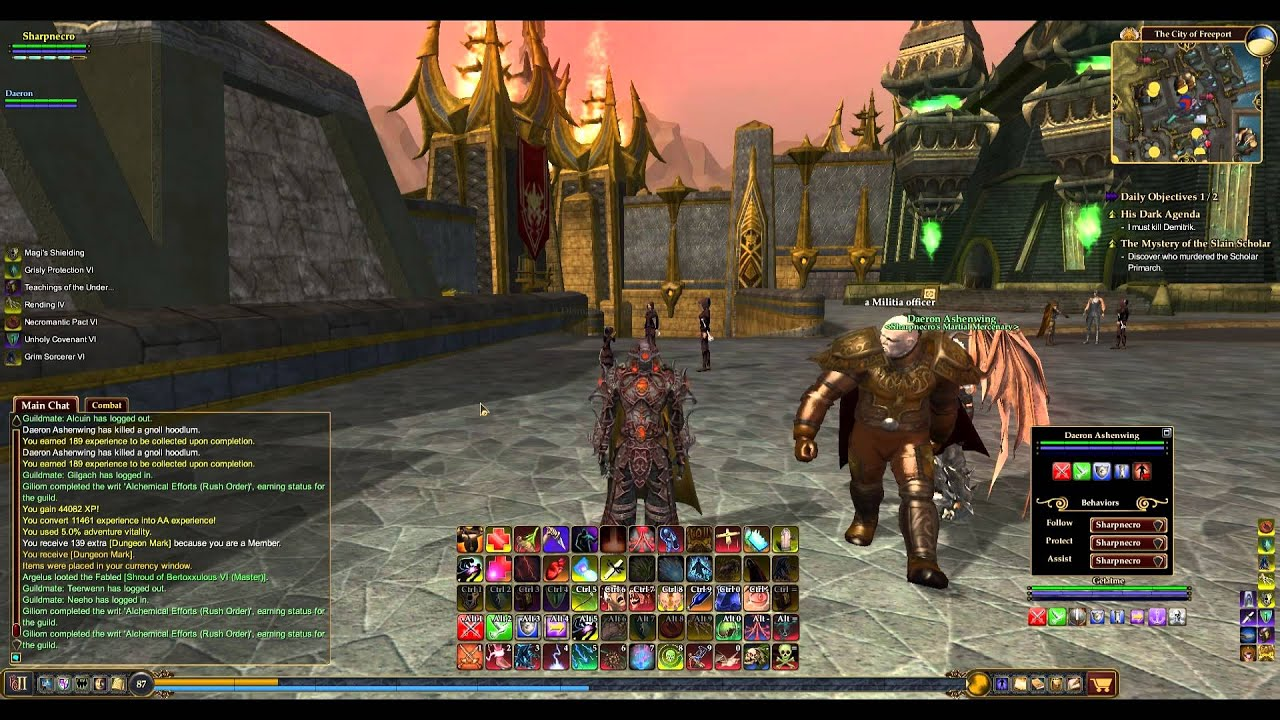 EverQuest 2 Free-to-Play Option is Great!