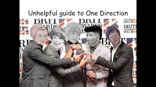 (Un)Helpful guide to One Direction - Fetus to Solo