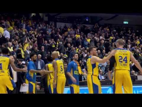 Highlights:  Maccabi - Darussafaka 93:92