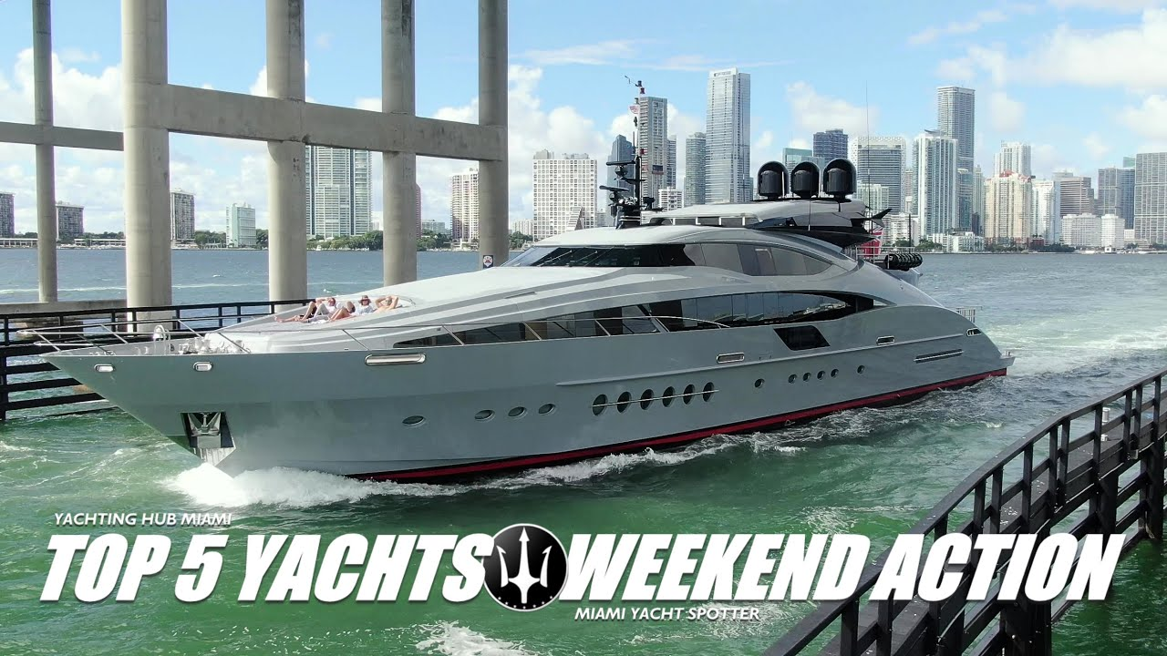 Yachting Hub Miami  - cover