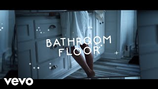 Maddie & Tae - Bathroom Floor (Lyric Video)