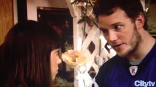 Love is Andy and April