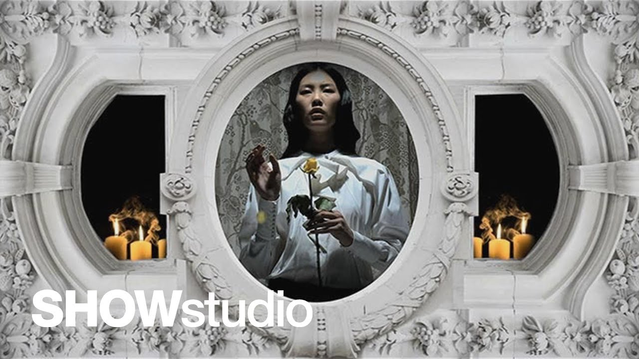 Showstudio portent by nick knight youtube for Portent nick knight